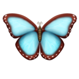 Butterfly on Emojipedia 11.1