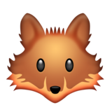 Fox on Emojipedia 11.1