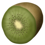Kiwi Fruit on Emojipedia 11.1