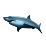 Shark on Emojipedia 11.1
