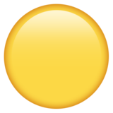 Image result for yellow circle