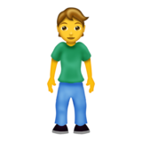 Person Standing on Emojipedia 12.0