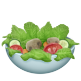 Green Salad on Emojipedia 2.0