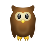 Owl on Emojipedia 2.0