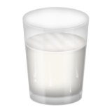 Glass of Milk on Emojipedia 4.0
