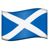 Flag: Scotland on Emojipedia 5.0