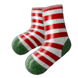 Socks on Emojipedia 5.0