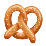 Pretzel on Emojipedia 5.1