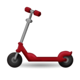 Kick Scooter on Emojipedia 5.1