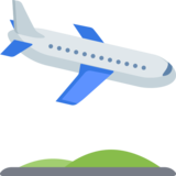Airplane Arrival on Facebook 2.1