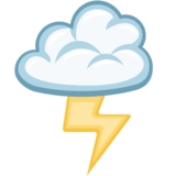 Cloud With Lightning on Facebook 2.1