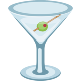 Cocktail Glass on Facebook 2.1