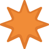 Eight-Pointed Star on Facebook 2.1