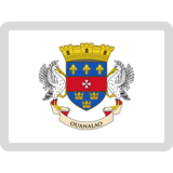 Flag: St. Barthélemy on Facebook 2.1