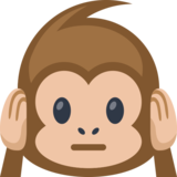 Hear-No-Evil Monkey on Facebook 2.1