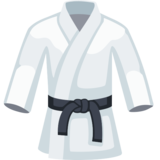 Martial Arts Uniform on Facebook 2.1