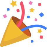 Party Popper on Facebook 2.1