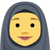 Woman With Headscarf on Facebook 2.1
