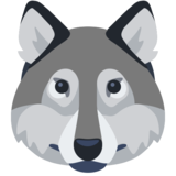 Wolf Face on Facebook 2.1