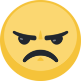 Angry Face on Facebook 2.2