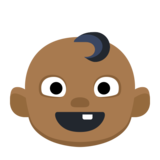 Baby: Medium-Dark Skin Tone on Facebook 2.2