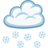 Cloud With Snow on Facebook 2.2