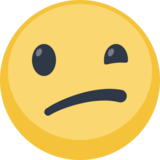 Confused Face on Facebook 2.2