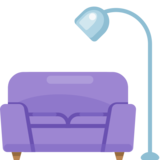 Couch and Lamp on Facebook 2.2
