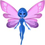 Fairy: Medium Skin Tone on Facebook 2.2