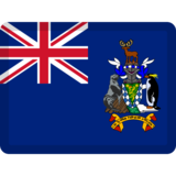 Flag: South Georgia & South Sandwich Islands on Facebook 2.2