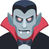 Man Vampire: Medium Skin Tone on Facebook 2.2