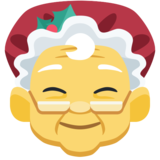 Mrs. Claus on Facebook 2.2