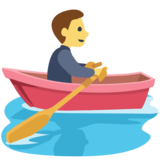 Person Rowing Boat on Facebook 2.2