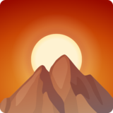 Sunrise Over Mountains on Facebook 2.2
