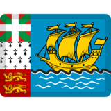 Flag: St. Pierre & Miquelon on Facebook 2.2.1