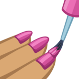 Nail Polish: Medium Skin Tone on Facebook 2.2.1