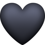 Black Heart on Facebook 3.0