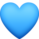 Blue Heart on Facebook 3.0
