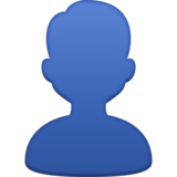 Bust in Silhouette on Facebook 3.0
