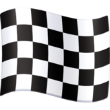 Chequered Flag on Facebook 3.0