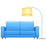 Couch and Lamp on Facebook 3.0