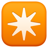 Eight-Pointed Star on Facebook 3.0