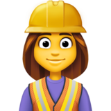 Woman Construction Worker on Facebook 3.0