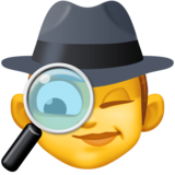 Woman Detective on Facebook 3.0