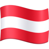 Flag: Austria on Facebook 3.0