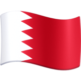 Flag: Bahrain on Facebook 3.0