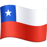Flag: Chile on Facebook 3.0