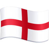 Flag: England on Facebook 3.0