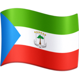 Flag: Equatorial Guinea on Facebook 3.0
