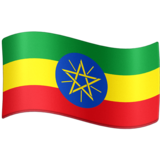 Flag: Ethiopia on Facebook 3.0